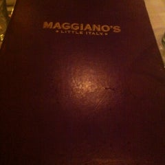 Photo taken at Maggiano's Little Italy by K on 12/15/2012