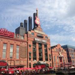 Photo taken at Hard Rock Cafe Baltimore by Julia S. on 7/27/2013