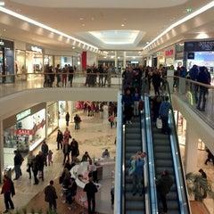 Photo taken at Shopping City Süd by Jovan on 2/2/2013