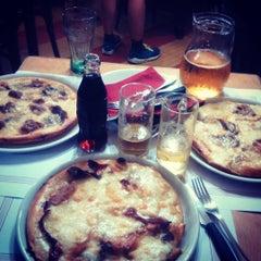 Photo taken at Antica Pizzeria Fratelli Ricci Est! Est!! Est!!! by Ely O. on 7/2/2015