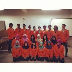 Photo taken at Institut Teknologi Indonesia (ITI) by Yogan Daru P. on 3/27/2015