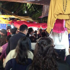 Photo taken at Tianguis Escuadrón 201 by Andrés H. on 1/6/2013