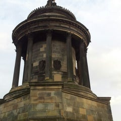 Photo taken at Burns Monument by Artūrs G. on 1/5/2013