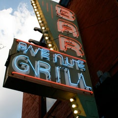 Photo taken at Avenue Grill by Denver Westword on 8/5/2014