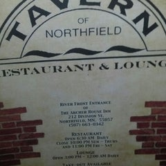 Photo taken at Tavern Restaurant by Edward W. on 10/12/2013