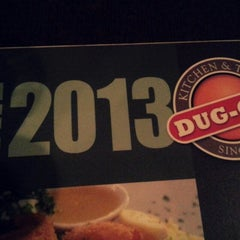 Photo taken at Dug-Out Kitchen and Tap by Joanne Michelle M. on 8/2/2013
