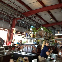 Photo taken at Conch Republic Seafood Company by Melissa Y. on 11/16/2012