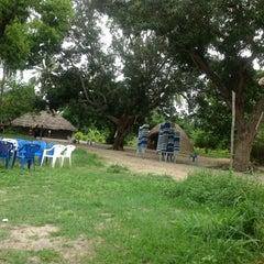 Photo taken at Makumbusho Village by Bana K. on 1/6/2013
