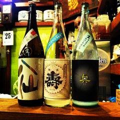 Photo taken at 酒庵 酔香 by EG-6 on 1/25/2013