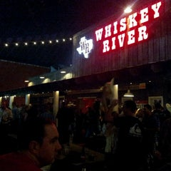 "Photo taken at Whiskey River Dancehall & Saloon by Jason ""Danger"" D. on 9/16/2012"