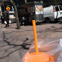 Photo taken at The Juice Truck by Mamdooh A. on 4/24/2014