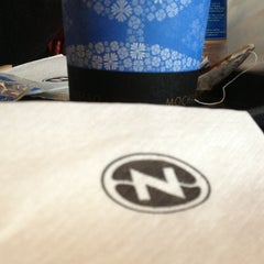 Photo taken at Caffè Nero by Will O. on 1/12/2013