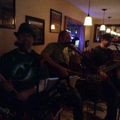 Photo taken at Fitzgerald's Dango's Steak House, Irish Pub & Sports Bar by Stephanie R. on 3/16/2014