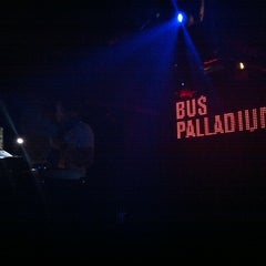 Photo taken at Bus Palladium by François T. on 12/29/2012