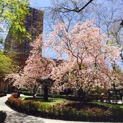 Photo taken at Pratt Institute by Caroline C. on 4/25/2015