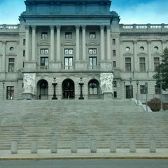 Photo taken at Pennsylvania State Capitol Building by Sean J. on 4/3/2013