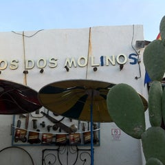 Photo taken at Los Dos Molinos by Carlos B. on 3/20/2013