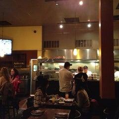Photo taken at Limón Peruvian Rotisserie by Monica N. on 1/22/2013