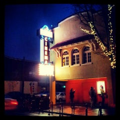 Photo taken at St. Johns Twin Cinema and Pub by Jared W. on 12/26/2012