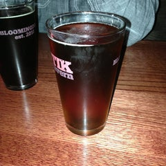 Photo taken at Rustik Tavern by Lisa P. on 1/1/2013