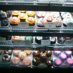 Photo taken at Crumbs Bake Shop by Gavin R. on 10/1/2012