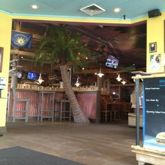 Photo taken at Cheeseburger in Paradise - California, MD by Beth P. on 2/4/2013