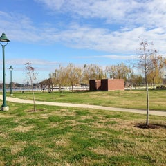 Photo taken at Prien Lake Park by Michelle N. on 1/7/2013