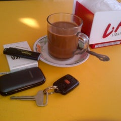 Photo taken at Café Muda-Mudi by Aa S. on 1/12/2013