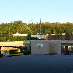 Photo taken at Radisson Hotel Cincinnati Riverfront by Sameer L. on 6/19/2013
