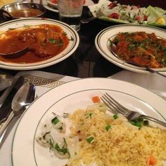 Photo taken at India Palace Restaurant by Hosanna N. on 1/18/2013