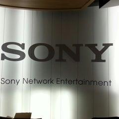 Photo taken at Sony Network Entertainment by Eduardo S. on 1/15/2013