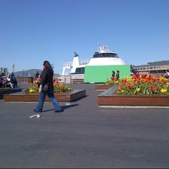 Photo taken at Fisherman's Wharf by Tom D. on 2/24/2013