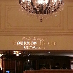Photo taken at Astor Crowne Plaza – New Orleans French Quarter by Ken J. on 10/24/2013