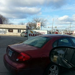 Photo taken at Ankeny Cleaners by Ken J. on 2/15/2013