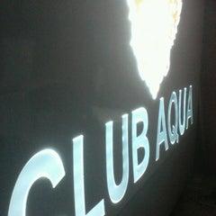 Photo taken at Club Aqua by Nagihan E. on 5/12/2013