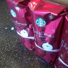 Photo taken at Starbucks by Atalia R. on 12/8/2012