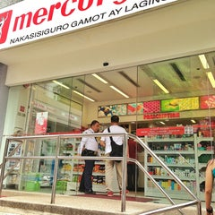 Photo taken at Mercury Drug by Joem M. on 1/16/2013