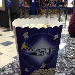 Photo taken at Súper Cines La Cascada by Analic B. on 12/15/2013