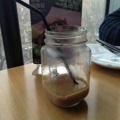 Photo taken at Herbal Café 泰和草本工坊 by Alex P. on 1/12/2013