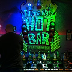 Photo taken at Tijuana Flats by Kurt O. on 2/1/2013