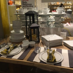 Photo taken at Crate & Barrel by Kelly S. on 2/15/2015