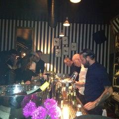 Photo taken at Neue Odessa Bar by tek h. on 5/18/2013