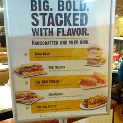 Photo taken at McAlister's Deli by Daniel G. on 11/20/2013