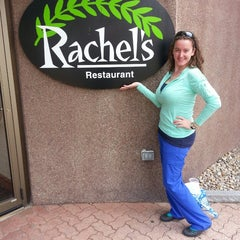 Photo taken at Rachel's Restaurant by Rachel B. on 6/4/2014