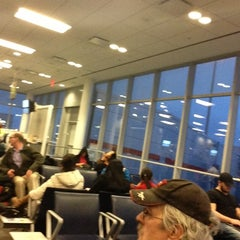 Photo taken at Gate D39 by Caio M. on 1/2/2013