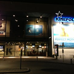 Photo taken at Kinepolis by Michel D. on 3/12/2013