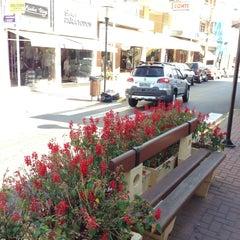 Photo taken at Rua Coronel Pedro Penteado by Edson R. on 5/3/2013