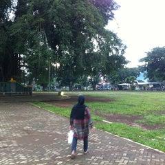 Photo taken at Alun - Alun Banjarnegara by Muh Y. on 1/23/2013