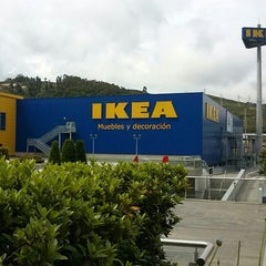 Photo taken at IKEA by Oscar D. on 6/18/2013