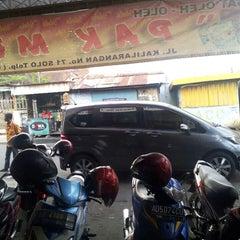 Photo taken at Pusat Oleh - Oleh Solo Mesran by El L. on 7/7/2014